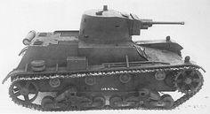Polish light tank 7TP - Part I