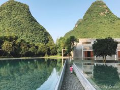 Photo Courtesy Dorothy Cccccc On Weibo Alila Hotels Resorts Yangshuo Guilin China