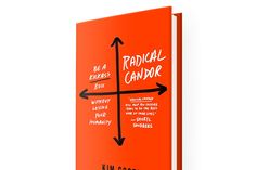 "Radical Candor by Kim Scott - A former Google and Apple executive, Scott is a CEO coach in Silicon Valley who believes, says Daniel Pink, that ""workplaces are too nice--really 'fake nice'--and that we'd all be better off with unvarnished honesty, especial"