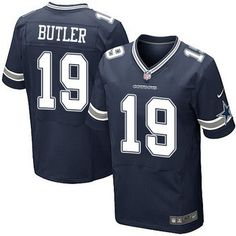NFL Jerseys Cheap - Dallas Cowboys #55 Rolando McClain Navy Blue Team Color NFL Nike ...