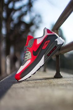 Preview: Nike Air Max 90 Lunar C3.0 Uni Red