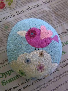 knitting-faziez: PAİNTED ROCKS