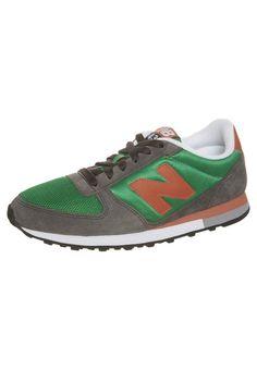 newest 40346 c82ce Shoes New Balance U430 woman green, dark grey, Brown HOT SALE! HOT PRICE