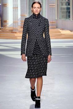 visual optimism; fashion editorials, shows, campaigns & more!: boss F/W 2015.16 new york