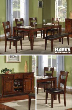 Perfect Mango 5 Piece Dining Set. Kane FurnitureDining Room ...