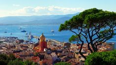 """Destination of the Week: Saint-Tropez in France is a top dream destination with an array of things to enjoy, from relaxing, beautiful beaches, shopping and wonderful nights out. It's also a """"...provencal village filled with history and tradition where everyday life is most pleasant...""""! Source: www.europeanbestdestinations.com"""