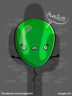 Cazador de globos