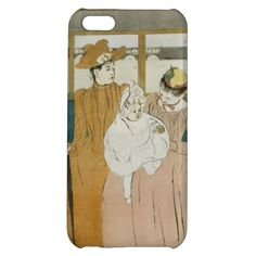 In the #omnibus by Mary #cassatt #art #case #iphone 5c #iphone5c #impressionism #etching