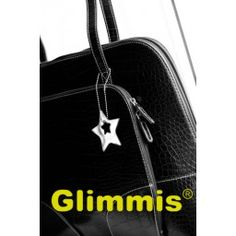 Glimmis grey star pedestrian reflector - tähtiheijastin