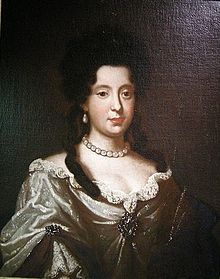 María Luisa de Saboya (1688-1714), primera esposa de Felipe V. Tuvo cuatro hijos de su matrimonio, dos de los cuales reinaron en España: Luis I (1707 – 1724), rey de España.   Felipe (1709 ); Felipe Pedro (1712 – 1719);  Fernando VI (1713 – 1759), rey de España.