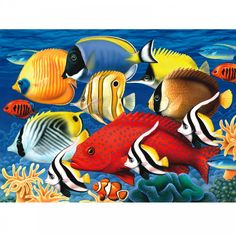 fish painting - Buscar con Google
