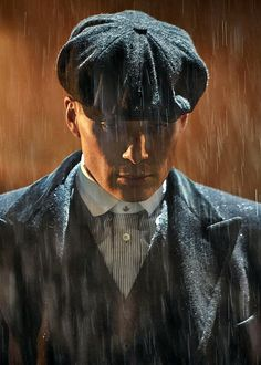 """ohfuckyeahcillianmurphy: """" """"When I wrote the first Peaky Blinders episode, I didn't have anyone particular in mind to play Tommy Shelby… I'd met Cillian for the lead. Peaky Blinders Poster, Peaky Blinders Wallpaper, Peaky Blinders Thomas, Cillian Murphy Peaky Blinders, Steven Knight, Red Right Hand, Pretty Men, Celebs, Celebrities"""