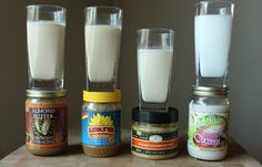 How to make your own non-dairy milks. . . almost instantly.