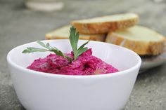 Hummus di Barbabietole