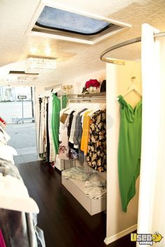 Turnkey Mobile Fashion Truck   Mobile Boutique Business for Sale in Florida