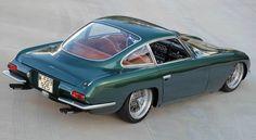 1965 Lamborghini 350GT Touring Supeleggera Berlinetta