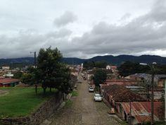 Vista del Pueblo, La Esperanza, Intibuca