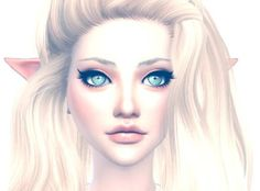 Sims 4 - Elf Ears