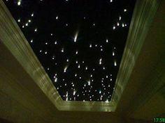 Best Details zu Sternenhimmel mit Lichtfasern LED Glasfaser Leuchte