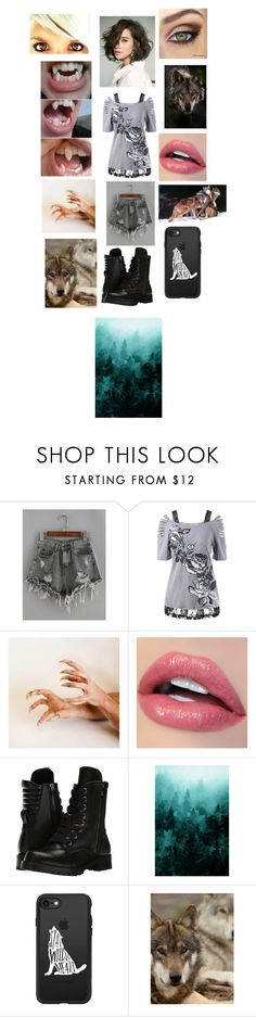 """""""The supernatural - Werewolf"""" by rosemarieyoung ❤ liked on Polyvore featuring beauty, Venom, Capezio and Casetify"""