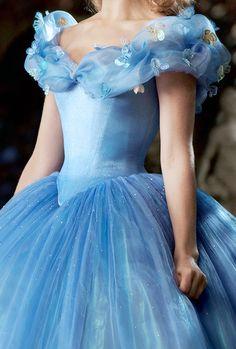 "stormbornvalkyrie: ""  Cinderella + Costume Details | © """