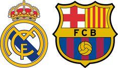 Real Madrid, Fc Barcelona Wallpapers, Fcb Barcelona, Chicago Cubs Logo, Vector Art, Football, Logos, Cards, Flag
