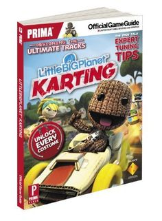 Little Big Planet - Karting - Prima Games * Know Your Enemy - Learn all about The Hoard and how to stop them from taking your stuff! * Master the Tracks - Detailed course descriptions for every level on every Planet! * Collect Every Prize Bub http://www.MightGet.com/march-2017-1/little-big-planet--karting--prima-games.asp
