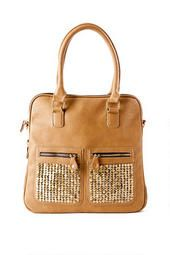 Brooklyn Stud Expandable Tote #AGChristmasinJuly