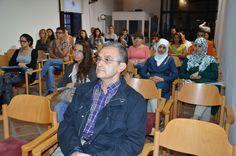 Acto de inauguración.  XVII Curso de especialista Escuela de Traductores Septiembre 2015