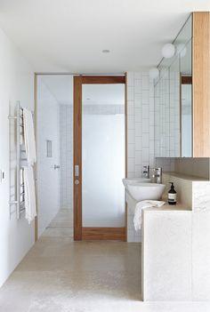 Badkamer praktisch en prachtig