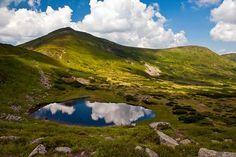 About 80% of the area are the Carpathian Mountains. Transcarpathian region is Ukrainian key tourist area of national importance.