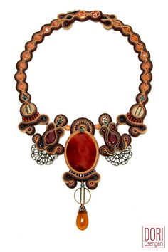 statement necklaces : Florence Statement Necklace