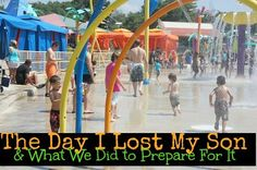 The Day I Lost My Child & What We Did to Prepare For It It's taken me almost a year to get the courage to write about this but I think it's good info for all...