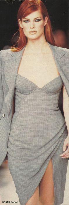 Donna Karan Spring Summer 1995