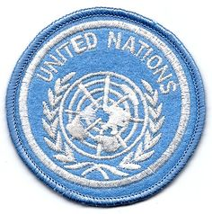 ID4 Movie Area 51 Groom Lake Logo Embroidered Patch NEW UNUSED