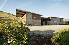 Kukkula Winery / Studio B Architects  allied buildings-prefab steel building