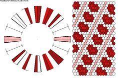 Learn to make your own colorful bracelets of threads or yarn. Braid Patterns, Beading Patterns, Friendship Bracelet Patterns, Friendship Bracelets, Kumihimo Bracelet, Card Weaving, Viking Knit, Bracelet Tutorial, Schmuck Design