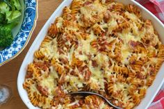 Tuna Pasta Bake - try this quick, cheap and tasty fish recipe, as a teatime meal to cook for all the family.even fussy eaters will love it! Baked Pasta Recipes, Tuna Recipes, Seafood Recipes, Baking Recipes, Savoury Recipes, Netmums Recipes, Shellfish Recipes, Baby Recipes, Cookie Recipes