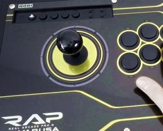 Hayabusa's Fight Stick for Playstation Consoles Playstation Consoles, Playstation Games, Arcade Stick, Video Game Console