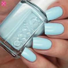 Essie Summer 2017 Collection; Blue-La-La