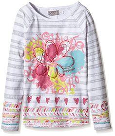 awesome boboli STRETCH KNIT T-SHIRT-Camiseta Niños    Blanco (White 1100) 3 años