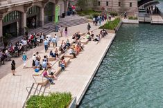 Chicago-Riverwalk_18 « Landscape Architecture Works   Landezine