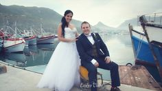 Fishing boats and horas! The wedding video highlights of Linda & Beni