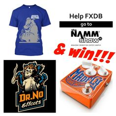 Help FXDB go to #thenammshow (fxdb.org/shirts) and win this @drnoeffects MadFly Heavy Distortion!!! 9 different pedals to win 9% chance!!! #nammshow #crowdfunding #teespring #drno #madfly #distortion #heavydistortion #effectsdatabase #giveaway #contest  You can also support this goal by reposting/sharing and please follow @drnoeffects as well!