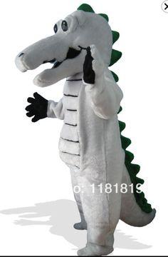 >> Click to Buy << MASCOT Croc The Crocodile Mascot costume custom fancy costume anime cosplay kits mascotte fancy dress carnival costume #Affiliate