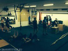 Training 5.3.2014   CrossFitter.eu