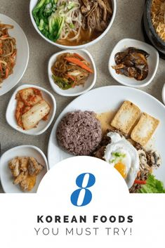 Are you planning a trip to Korea? If so you will love the food there. Click here for the 8 must try foods in Korea! #koreanfood #musttrykoreanfoods #foodinkorea Marinated Beef, Good Food, Yummy Food, Best Street Food, Different Vegetables, Korean Food, Korean Recipes, Travel Guides, Travel Tips