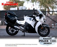 Kawasaki GTR1400 - Enforcer