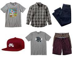 Ciuchy i akcesoria Nike SB (Maj 2012)