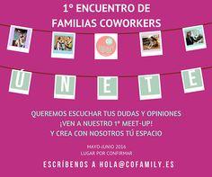 1º Espacio de coworking Family-Friedly cofamily.es